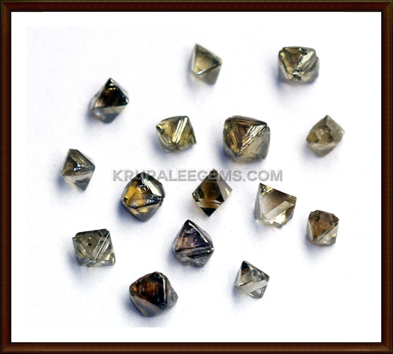 Crystal Shape Octahedron Diamond. specialize for single point and multipoint Dresser.